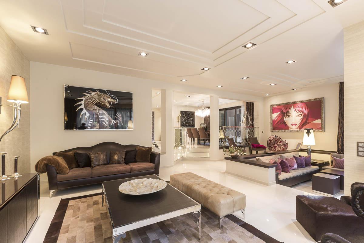 Immobilienfotografie von Luxus-Wohnungen und Luxus-Villen