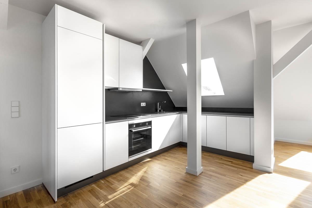 Immobilienfotografie für Neubau-Wohnungen