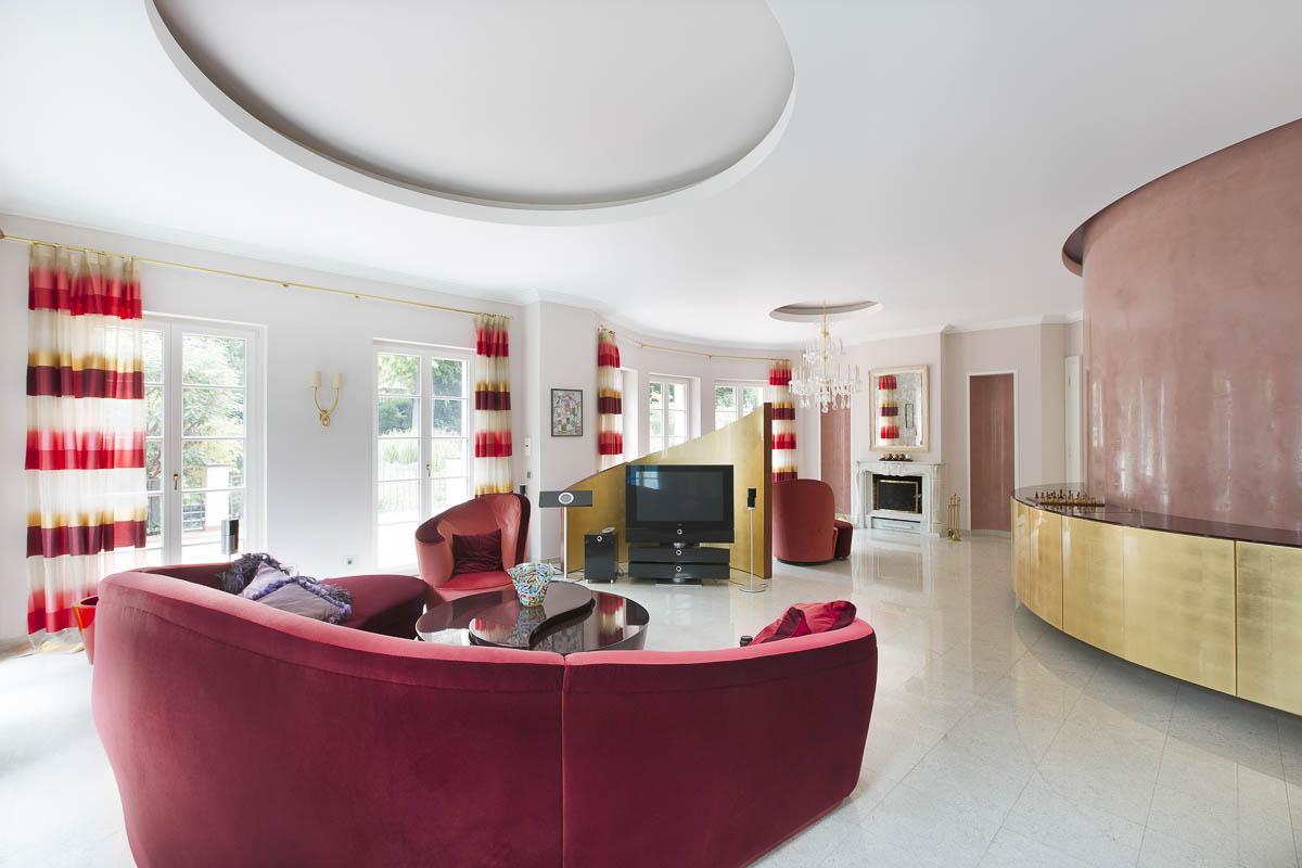 Immobilienfotografie von Luxus-Immobilien