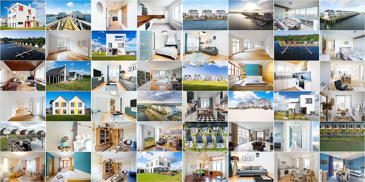 Bei uns buchen Sie bundesweit Fotografen für Ihre Immobilienfotos