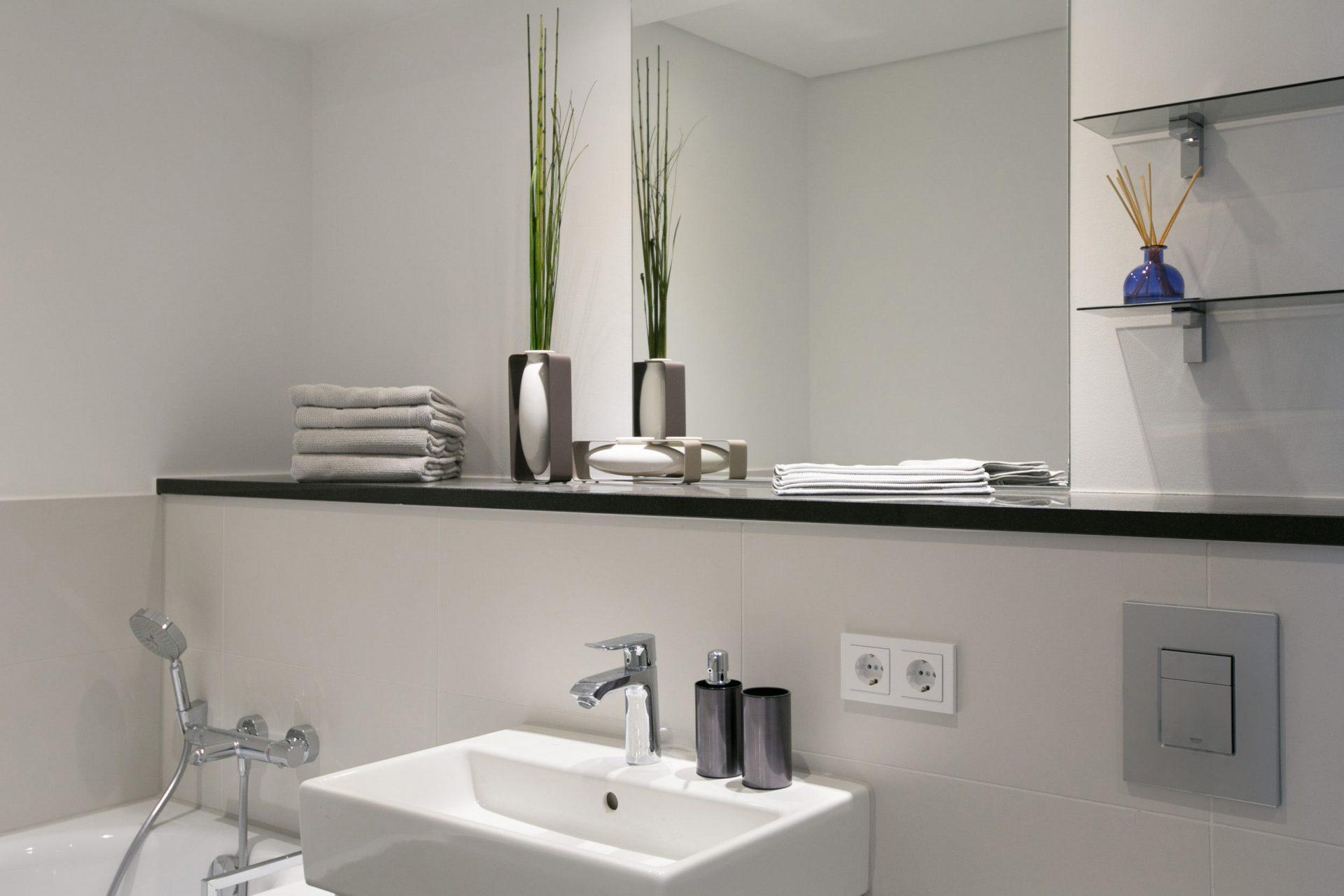 Immobilienfotografie Badezimmer ©offenblende.de
