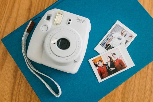 Sofort-Bild Kamera: Instax Mini 9
