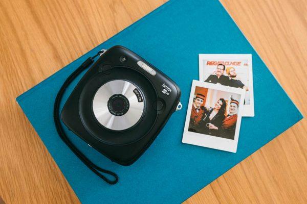 Sofort-Bild Kamera: Instax Square
