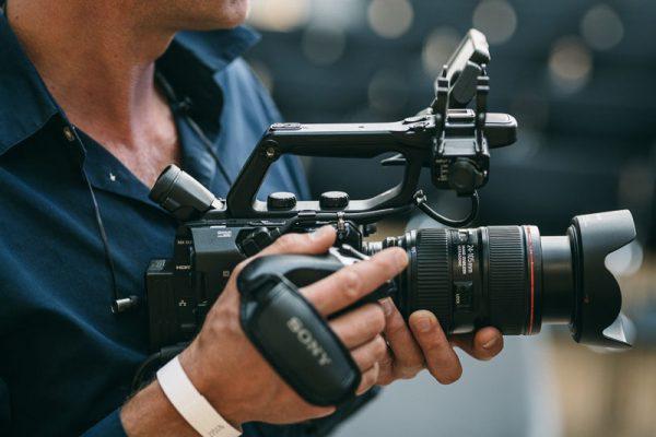 Konferenzfilm Kameramann