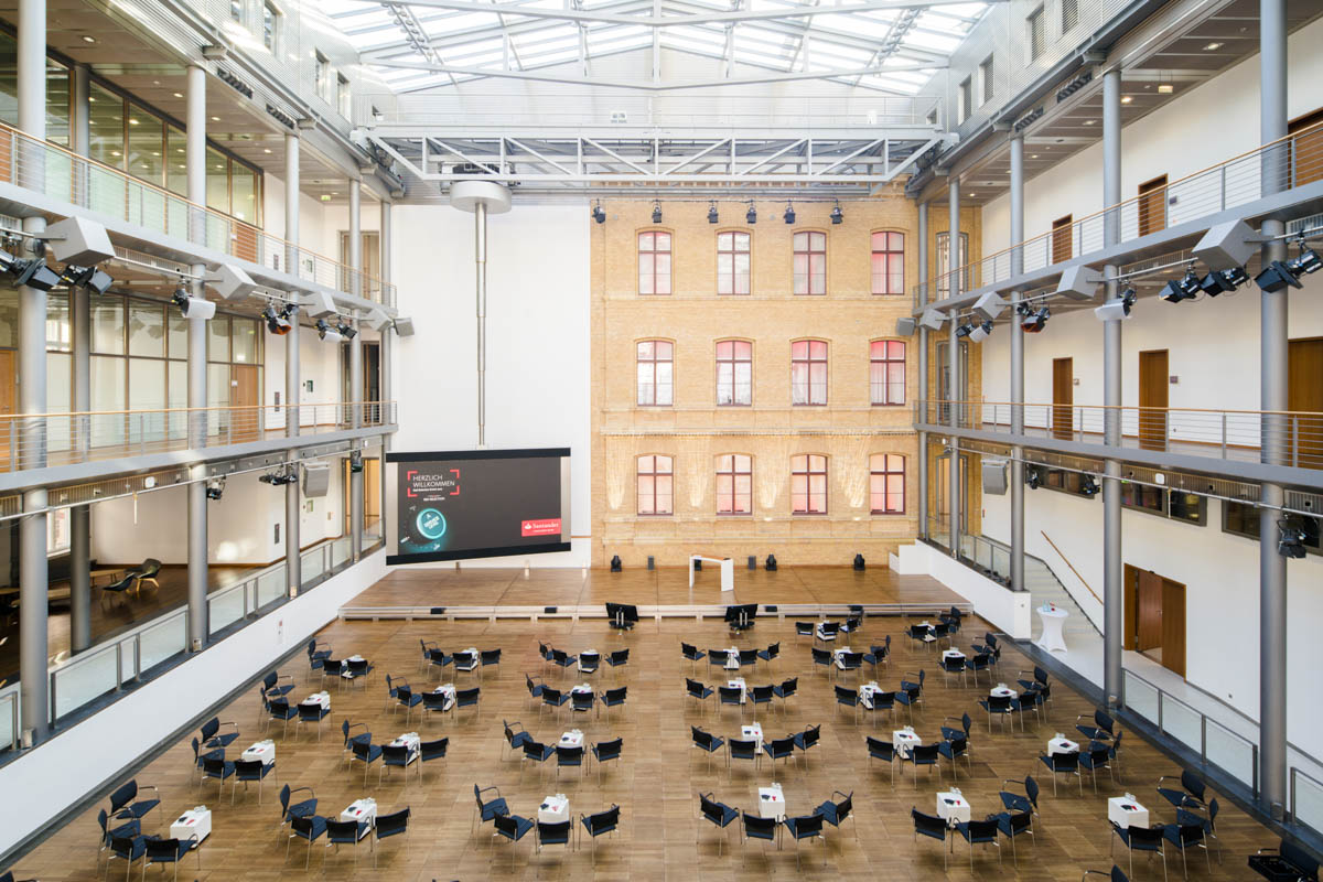 Konferenz Fotograf für Kongress in Berlin