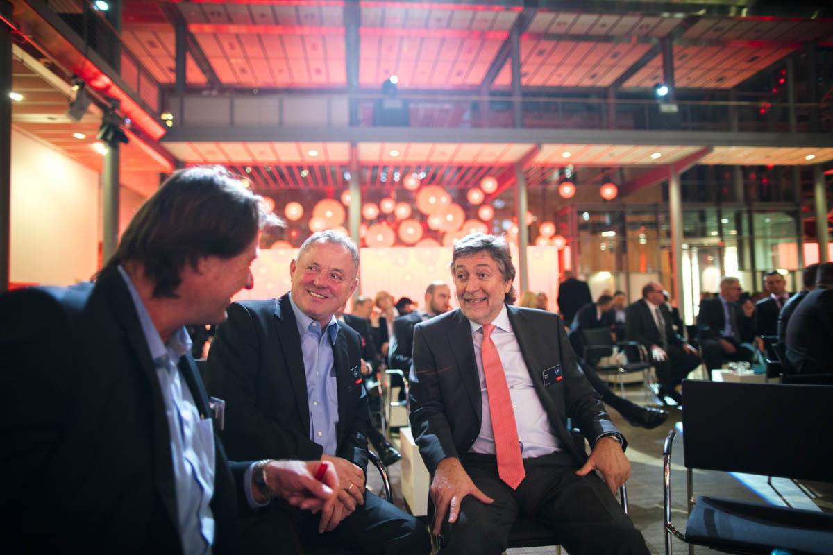 Konferenzfotograf in der Telekom Hauptstadtrepräsentanz