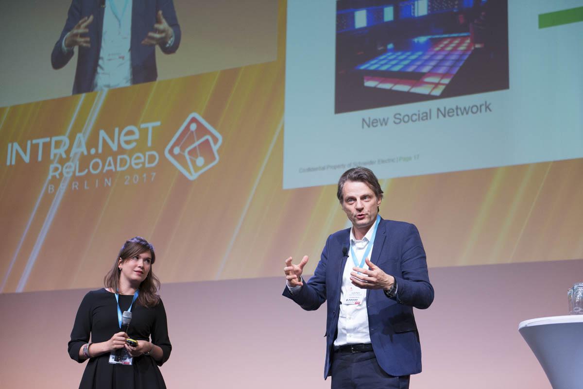 Konferenzfotografie für schnelle Postings bei Twitter & Social Media