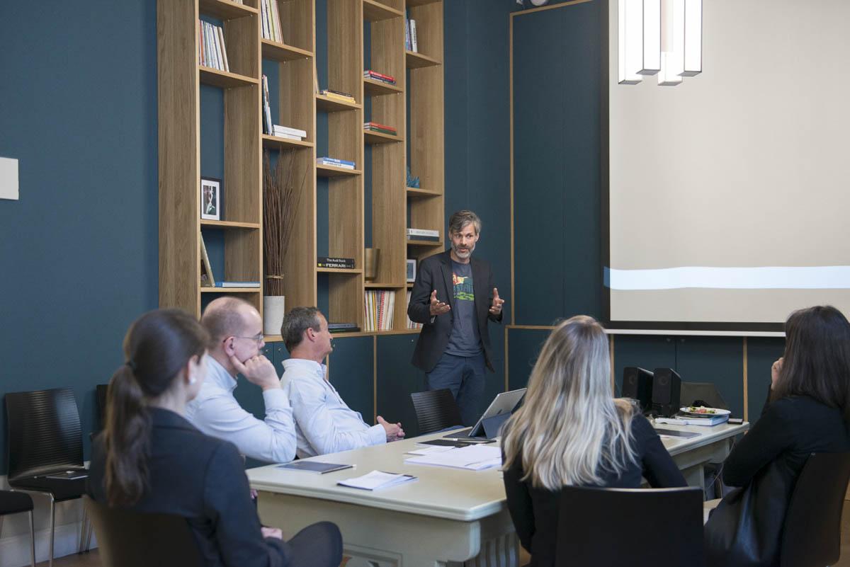 Konferenzfotografie bei Workshops