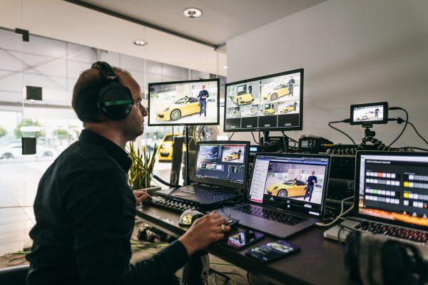 Bildregie - Der Videoschnitt für Live-Stream Videoproduktionen