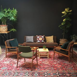 Live-Streaming Studio in Berlin | Lounge | Offenblende