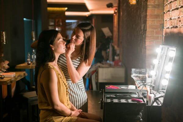 Makeup Artist & Hairstylist ©offenblen.de