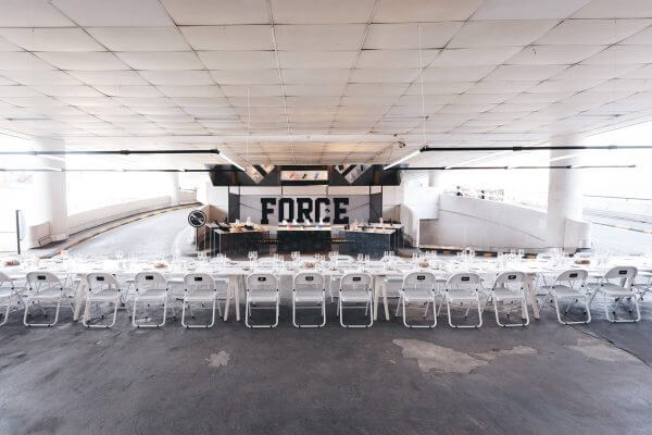 Nike Air Force Dinner in Berlin © offenblen.de