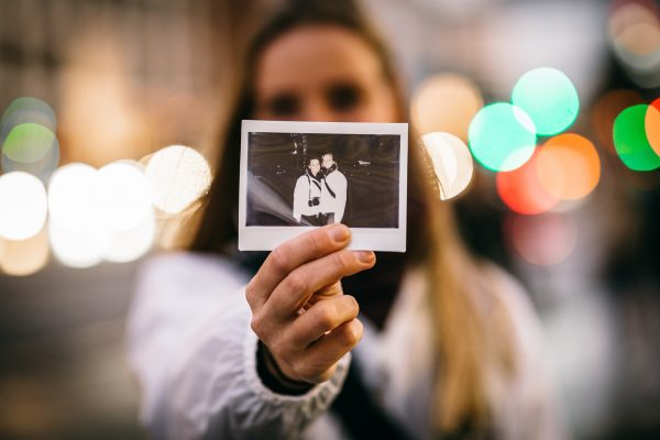 Polaroid Eventfotografie