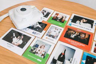 Polaroid Passepartouts