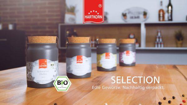 Videoproduktion: Produktfilm für Hartkorn |Kameramann: Max M.