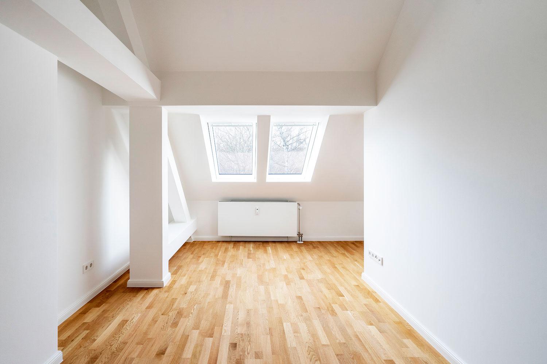 So muss ein Immobilienfoto aussehen