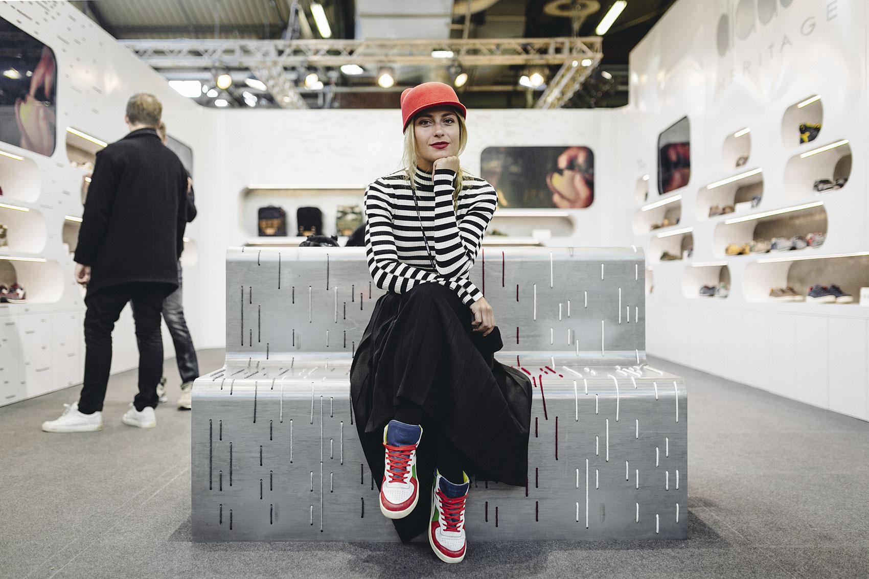 Referenzen Eventfotografie: Modemesse PREMIUM