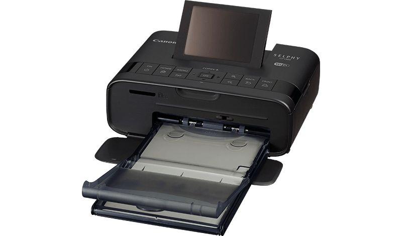 Mobile Fotodrucker im Vergleich ©Canon