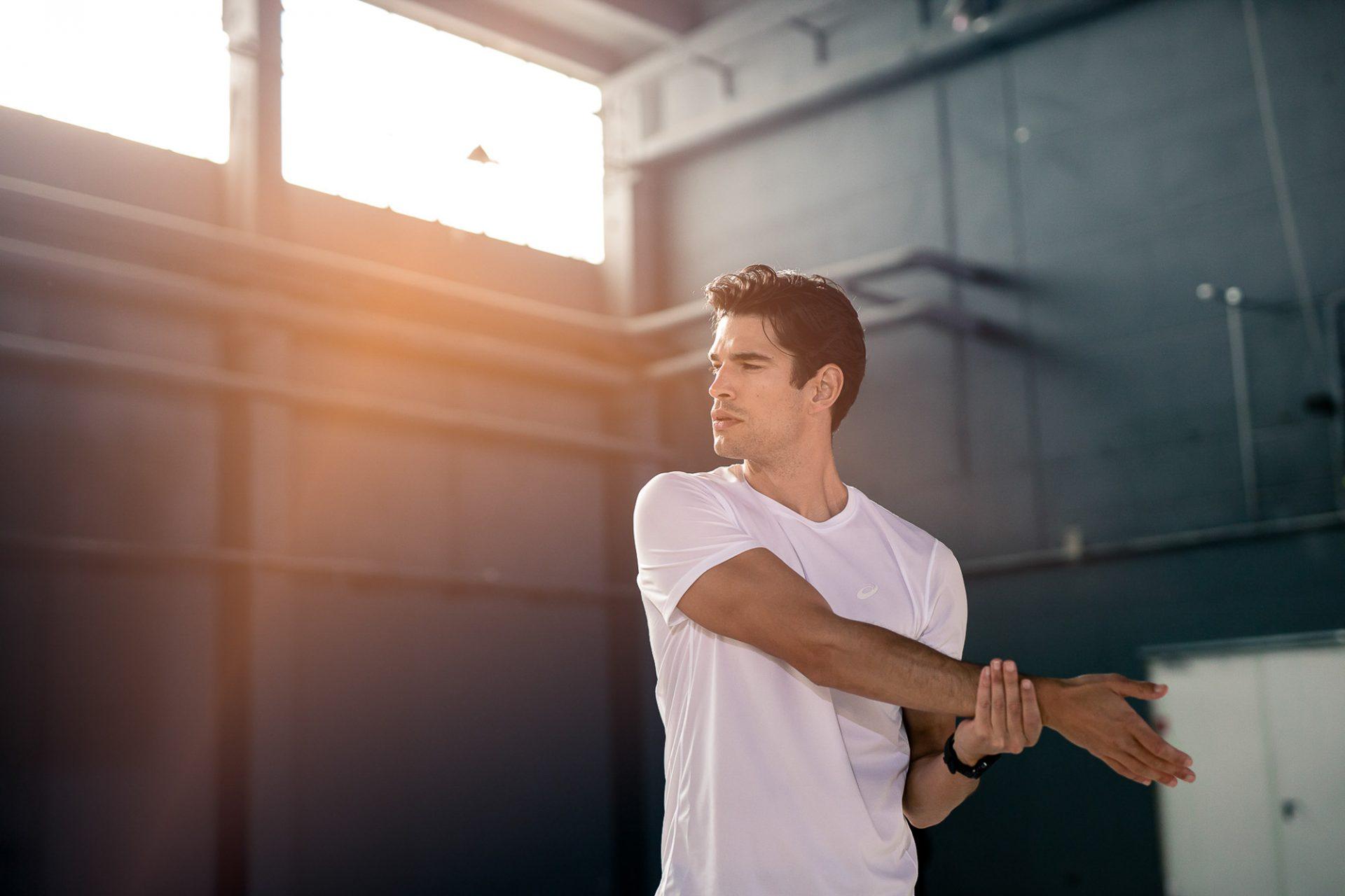 Fotograf für Sport- und Fitness ©Offenblende / Tim
