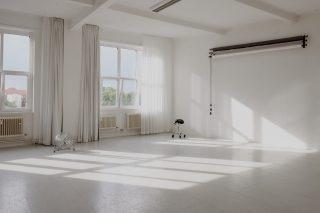 Tageslicht Loft-Studio in Berlin-Wedding | Offenblende