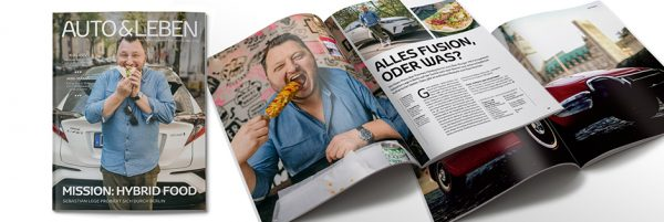Toyota Hybrid Foods mit Sebastian Lege für JDB Media