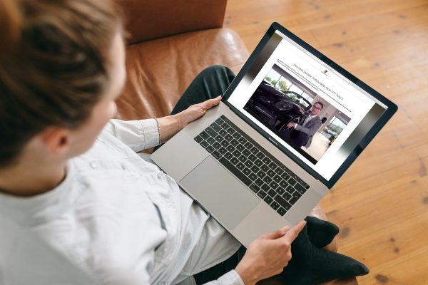 Videoproduktion: Live Stream für Porsche Zentren in Berlin ©Offenblende