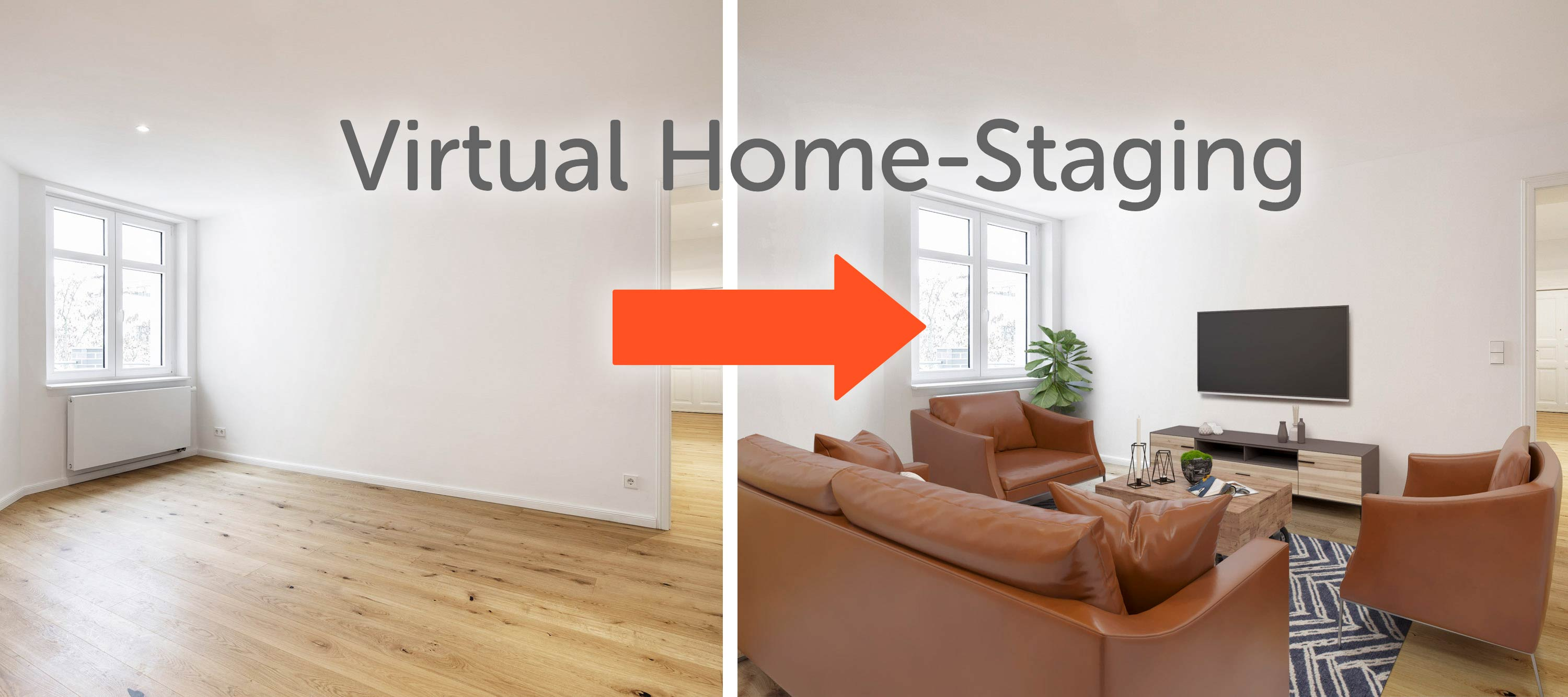 Virtual Home-Staging © Offenblende