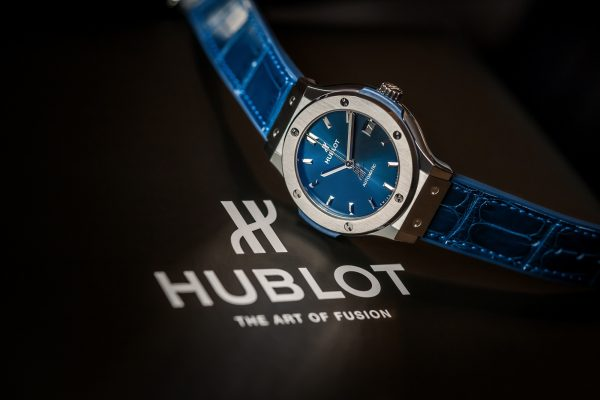 Werbefotograf für Hublot Uhren / Uhrenfotograf Frankfurt © Offenblende / Nikita