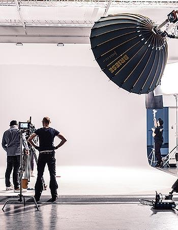 Werbefotograf & Werbeproduktion