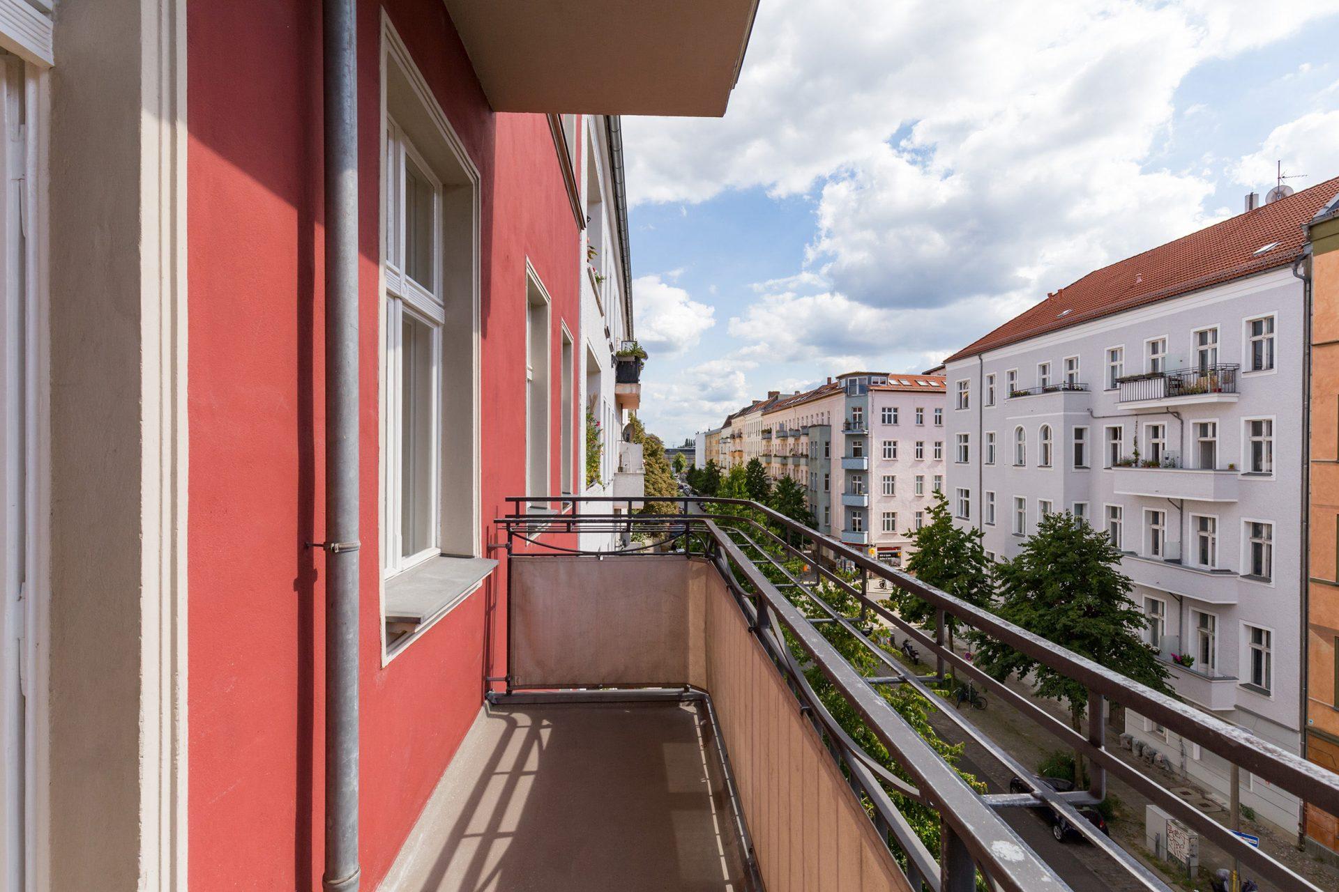 Immobilienfotografie Balkon ©offenblende.de